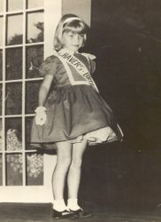 Little Miss Chipley contestant