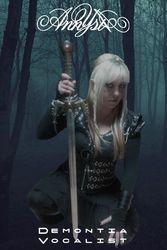 Demontia dark Fairy Annysia
