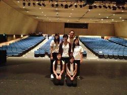 Backstage crew~