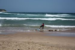 BANAGA NEK BEACH