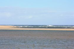 KOSI BAY MOUTH AND BEACH