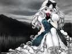 princesse du cimetière