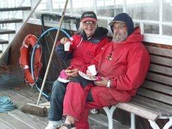 Maureen Stanley & Roger Carrow