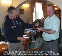 Dave Graham Trophy.