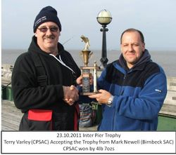 23.10.2011 Inter Pier Trophy