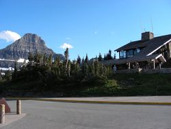 Logan's Pass Visitor Centre