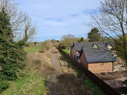 Site of Hammerwich Station House
