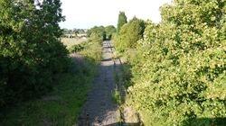 View towards Lichfield