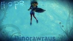 Dinorawraus