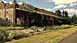 Hollandale, MS - Old Train Depot