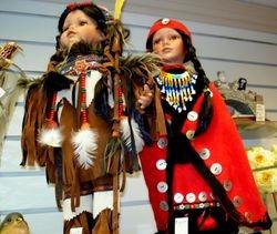Les poupées indiennes