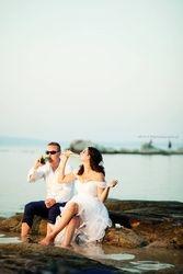Tuomo and Valia's wedding