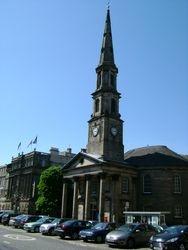 St Andrew's and St George's Edinburgh