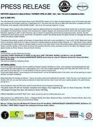 press release. meka