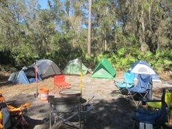 Scouts Camp site