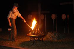 Ceremony Fire