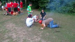 Scout skills Troop Competitions