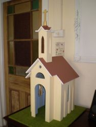 chapel, church