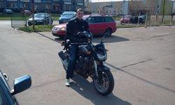A kategorijas motoskolas absolvents
