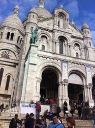 La Basilique du Sacre-Coeur