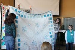 Brenna's quilt