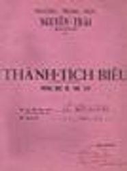 Thanh Tich Bieu