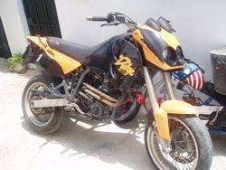 moto de rafael
