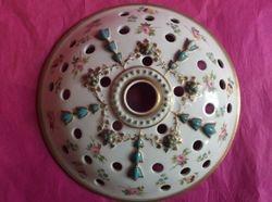 Pretty dish lid