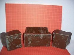 Brown wooden suite - underside