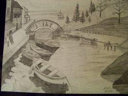 Dock sketch