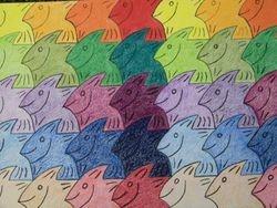 Fish tessellation