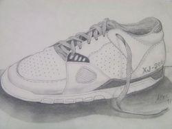 Tennis shoe