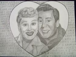 Ricky and Lucy
