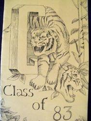 Chaffey High School illustration.
