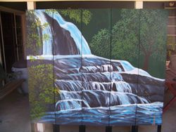 Waterfall Partition
