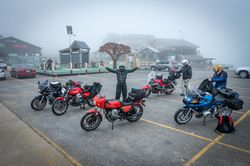 Mount Hotham Bike (car) Park