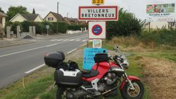 Mick Cahill - Villers Bretonneux