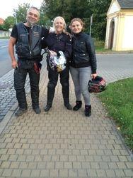 Jan Fleming rescued in Prague