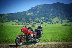 Brian McKinnon in Austria