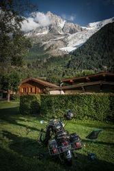 Brian McKinnon, Mt Blanc.