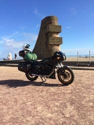 Ian Martinez Omaha Beach, Normandy.