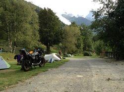 Ian Martinez at Chamonix, Mt Blanc