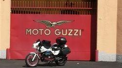 Moto Guzzi factory, Mandello