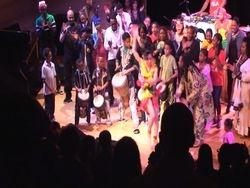Afroflow finale