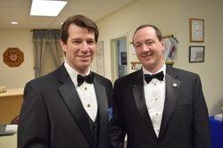 Bro Hagemann and Bro Calhoun