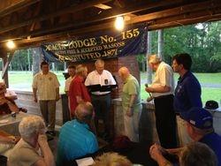 50 Year Masonic Service Awards