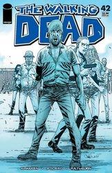 The Walking Dead # 42