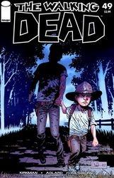 The Walking Dead # 49