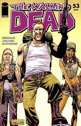 The Walking Dead # 53