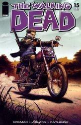 The Walking Dead # 15